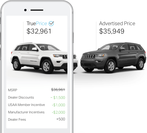 Dealers set car pricing, so you can compare prices and find the best deal